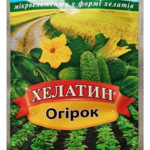 Хелатин Огурец 50 мл