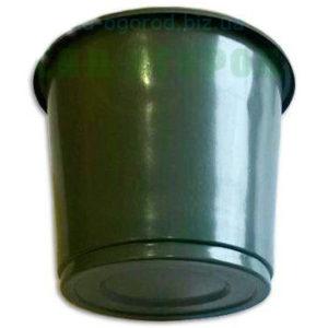 Горшок для рассады, d 7 см, объем 240 мл, упаковка 100 шт.