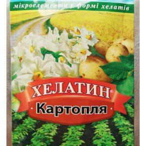 Хелатин Картофель 50 мл