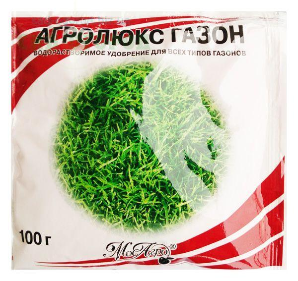 Агролюкс газон, 100 г