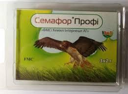 Семафор Профи 3 ампулы по 2 г