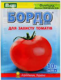 Бордо МК для защиты томатов 10 г
