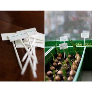 Стикеры(таблички,бирки) для подписи растений