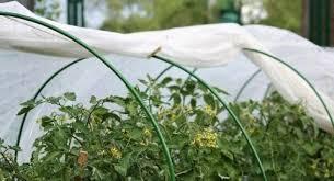 Парник (3м) из агроволокна, дуговой, сборный комплект