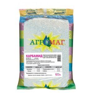 Азотное удобрение Карбамид ( мочевина ) 1 кг