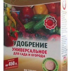 Чистый лист кристаллическое удобрение для сада и огорода, 1.2 кг