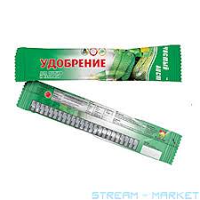 Чистый лист кристаллическое удобрение для огурцов и кабачков, 100 г