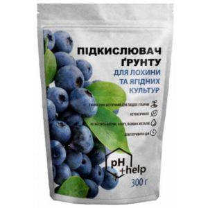 Подкислитель почвы для голубики и ягодных культур 300 г Siarkopol