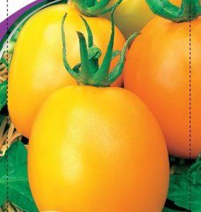 Семена томата Де Барао золотой, 30 шт