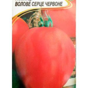 Семена томата Бычье (Волове) Сердце красный, 30 шт