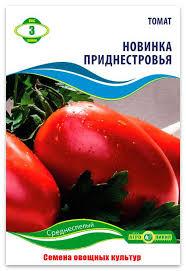 Семена томата Новинка Приднестровья, 3 г