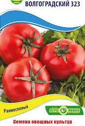 Семена томата Волгоградский 323, 0,2 г.