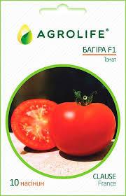 Семена томата Багира F1 (Baghera F1), 10 семян Clause France