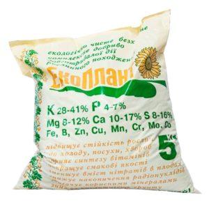 Комплексное минеральное удобрение Экоплант, 5 кг