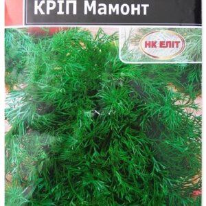Семена укропа Мамонт