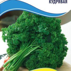 Семена петрушки Парамаунт (Кудрявая), 1 г.