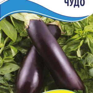 Семена баклажана Фиолетовое Чудо, 0.5 г.