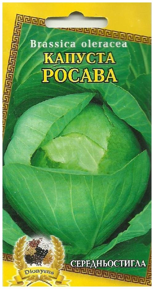 Семена капусты Росава