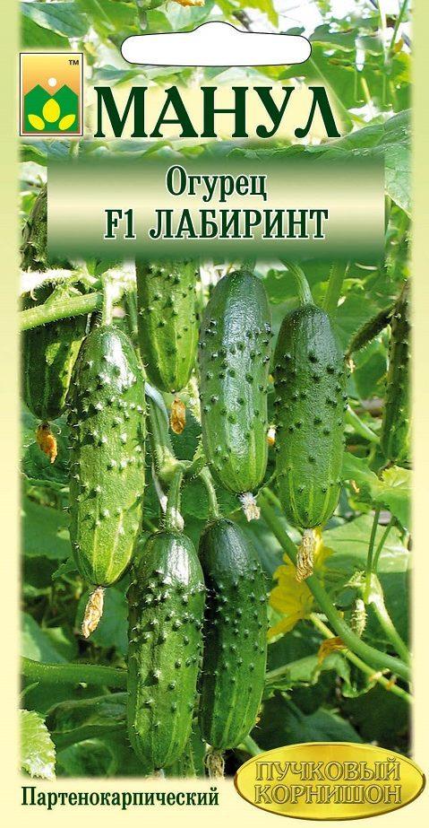 Семена огурца Лабиринт F1, 10 семян