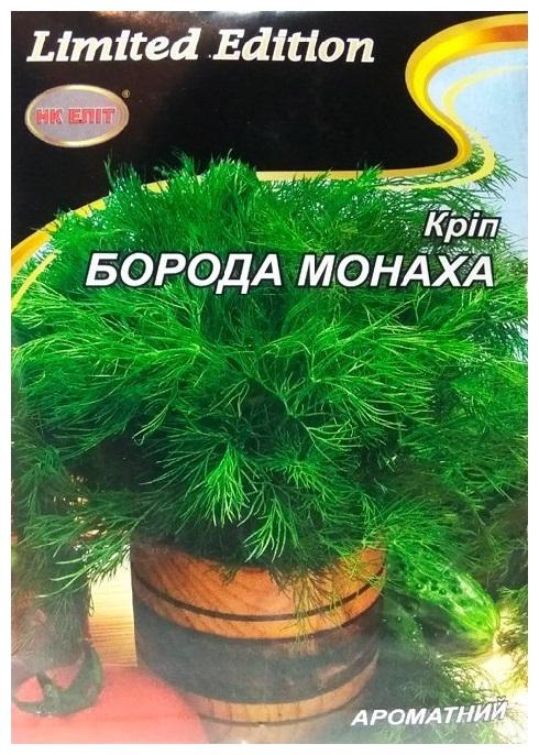 Семена укропа Борода Монаха, 10 г