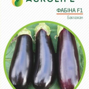 Семена баклажана Фабина F1 (Fabina F1), 20 семян Clause France