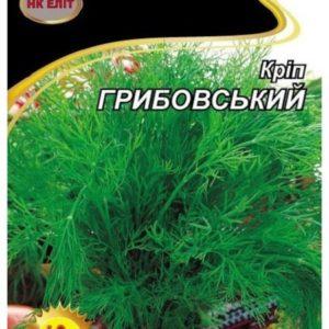 Семена укропа Грибовский, 10 г