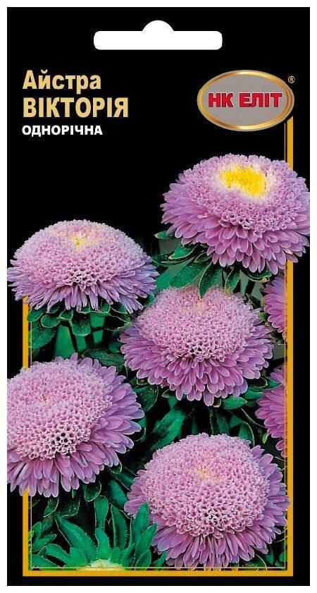 Семена цветов Астра Виктория