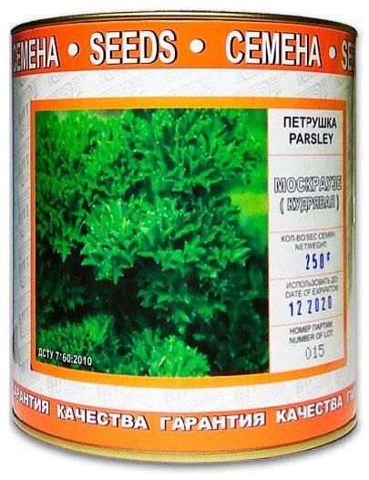 Семена петрушки Москраузе